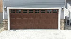 walnut garage doorsSteel Raised Panel Garge Doors available in many colors and