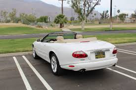 used 2003 jaguar xk series xk8 palm springs ca