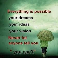 Dream Thoughts Quotes