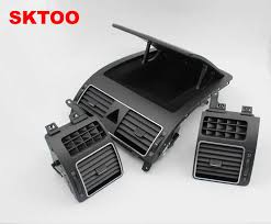 <b>SKTOO For Volkswagen 2008-2015</b> Touran outlet / instrument ...