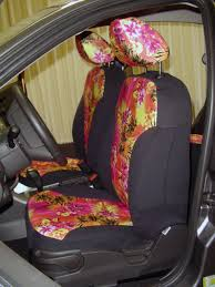 ford focus pattern seat covers