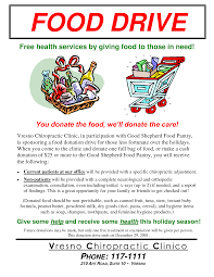 Food Drive Flyer Samples Can Food Drive Flyer Template Ninjaturtletechrepairsco 10