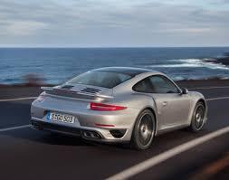 2014 Porsche 911 Turbo & Turbo S – 40th Anniversary Edition ...