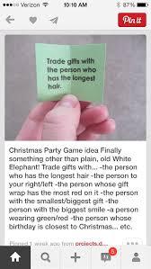 Great idea instead of a Yankee swap. Christmas ...