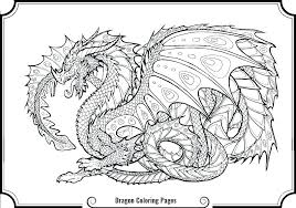 Free Scary Dragon Coloring Pages Carriembeckerme