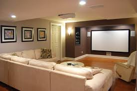 basement accent wall. new york media room paint basement traditional with accent wall contemporary recessed light trims sconce