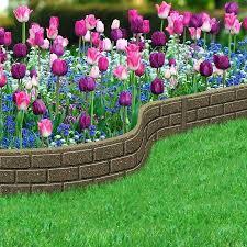 garden borders and edging hover to zoom decorative plastic garden border edging