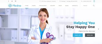20 Medical Website Themes Templates For Health Websites