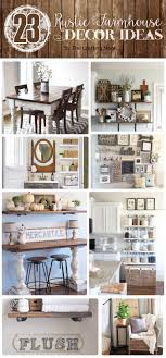 Best 25+ Rustic decorating ideas ideas on Pinterest | Farmhouse bedroom  decor, Farmhouse ideas and The crafts