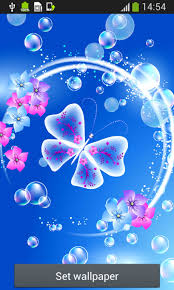 Butterfly Live Wallpapers for Android ...