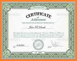 Examples Of Certificates Of Appreciation Wording Extraordinary 44 Certificates Of Achievement Wording Saintconnect