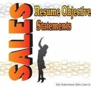sales resume objective examples for sales positions sales resumes objectives