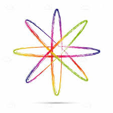 atomdesign abstract atom design vectorjunky free vectors icons logos and more