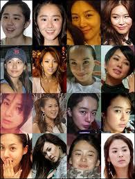 korean actresses before and after makeup mugeek vidalondon