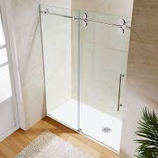 frameless sliding shower doors 72 wide shower door vigo shower doors frameless glass doors sliding glass shower doors shower doors custom shower doors