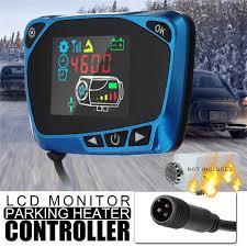 Car Truck Diesel Air Heater 5KW 8KW <b>12V</b>/<b>24V LCD Monitor</b> ...