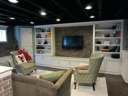 Cheap Basement Finishing Ideas Custom Decorating Design