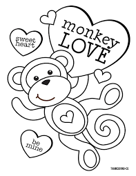 I love coloring and these are so. 4 Free Valentine S Day Coloring Pages For Kids
