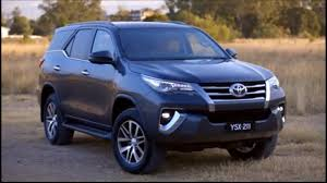 2017 Toyota Fortuner - YouTube