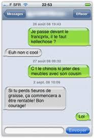 idee de conversation sms