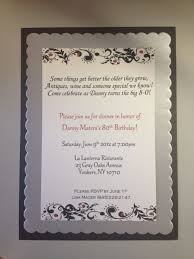 40th birthday party invitation wording funny unique 80th birthday invitations really like the wording on this