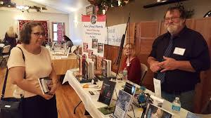 Woodward Library Foundation hosts Read between the Vines authors event |  ThePerryNews