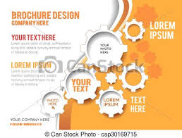 Abstract Background For Design Illustration Business Poster