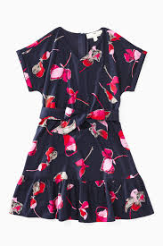 Dvf X Rockets Of Awesome Floral Faux Wrap Dress Rockets Of Awesome