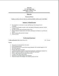 resume for restaurant restaurant resumes isale