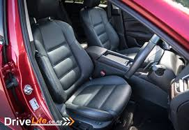 yes mine is an older car but this mazda has the look and feel of a well tailored european interior