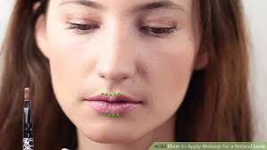 natural looking makeup image led apply makeup for a natural look step 12 cikmjue
