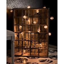 indoor string lighting. 20 Amber LED Round Bulb String Lights - Indoor \u0026amp; Outdoor Lighting H