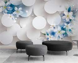 3d Wallpaper Designs For Living Room In ...