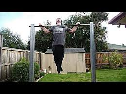How To Build Your Own Outdoor Fitness ParkBackyard Pull Up Bar Plans
