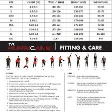 Tyr Size Chart Tyr Mens Hurricane Category 1 Wetsuit