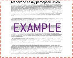 art beyond essay perception vision custom paper academic service art beyond essay perception vision