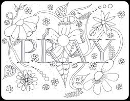Keep kids busy with 51 printable games and activities. Prayer Coloring Pages For Kids Printable Page 1 Line 17qq Com
