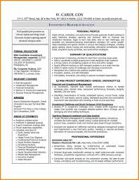 8 Hedge Fund Resume Sample Boy Friend Letters Startup Business Plan