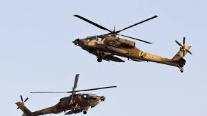 Obama Administration Pushes For Apache Helicopter Sale To Iraq
