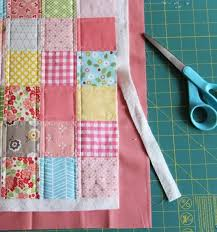 89 best Quilt Binding images on Pinterest | Sewing lessons, Kid ... & Cluck Cluck Sew: Binding Tutorial: Binding a quilt with the quilt back Adamdwight.com
