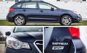 subaru impreza 2015. Plain Impreza 2015 Subaru Impreza Review  Allwheeldrive Compact Car  And Driver Inside