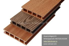 china economical composite outdoor decking tiles wpc patio flooring planks china compound plank wood plastic composite
