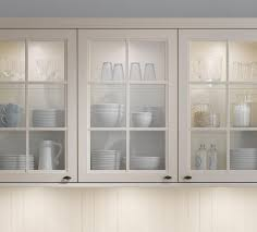 Top 35 Cool Corner Kitchen Cabinet Glass Front Doors With Fronts