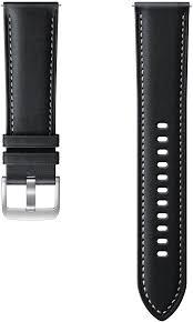 <b>Кожаный ремешок Samsung Stitch</b> Leather для Galaxy Watch3 ...