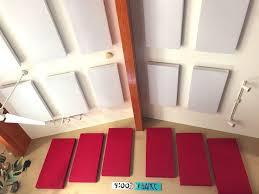 eric severn gik acoustics 242 acoustic panels on ceiling