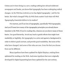 Paragraph Spacing Fonts Com
