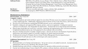 Mis Resume Samples Best of Awful Resume Format For Mis Executive Templates Smart Sample Hr