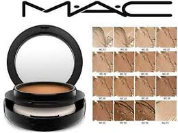 Mac Mineralize Skinfinish Color Chart Mac Mineralize Foundation Compact Nw25 38 99 Picclick