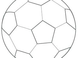 Soccer Ball Coloring Pages Free Printable Soccer Coloring Pictures