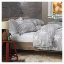image of duvet cover full flannel